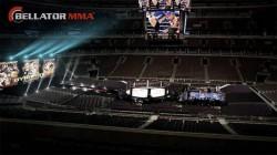 9月18日(現地時間)にカリフォルニア州で開催される『Bellator』と『Glory』の合同イベント『DYNAMITE』は、会場にケージ(金網で囲まれた円形の試合場)とリング(ロープで囲まれた四角い試合場)を置いて、それぞれMMAとキックの試合が行われる