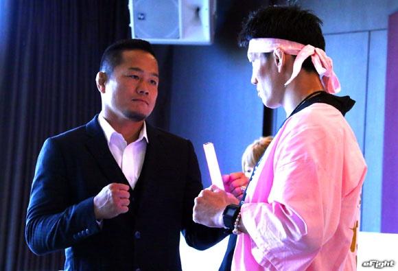 【RIZIN】DJ.taiki、高谷戦は「オタクvs不良じゃない」 - eFight 【イーファ