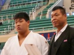 父直也(左)と同じ全日本初出場で5位となった小川雄勢(右)