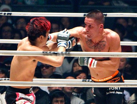 【クンルンファイト】アンディ・サワーが中国でMMA第2戦