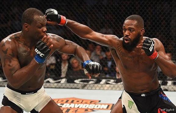 UFC】ジョン・ジョーンズに禁止...