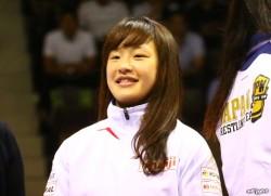大逆転で金メダルを獲得した登坂絵莉