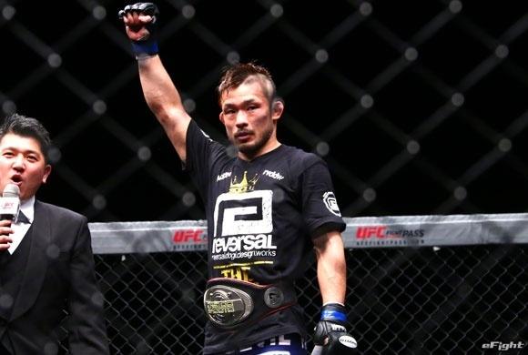 UFC】契約争奪トーナメント、修斗王者・扇久保は決勝で敗退   eFight ...