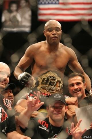 ロイ・ジョーンズJrとアンデウソン・シウバの対戦がついに実現か!?Photo By courtesy of Zuffa LLC / Getty Images