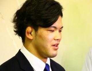 無差別級の全日本選手権の出場に向け「緊張感よりわくわくどきどきの方が大きい」と語る大野