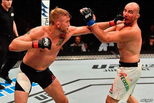 UFC】グスタフソンがトップラン...