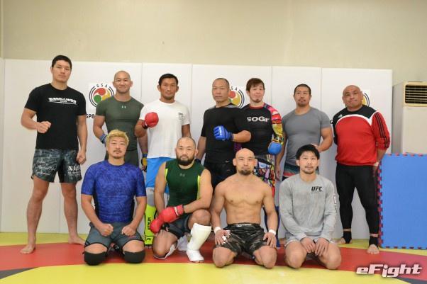 """【コラム】北米のメガジムにも引けを取らない日本の重量級トップ選手たちが集まる""""虎の穴""""に潜入"""