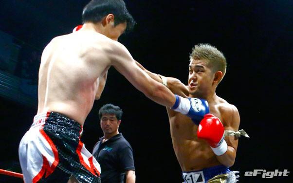 【ビッグバン】谷山俊樹がピーター・アーツ杯優勝者のアマ160戦無敗を迎撃