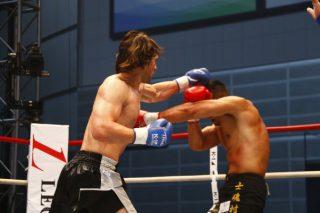 【K-1】空道王者の加藤久輝がK-1初参戦を勝利で飾る
