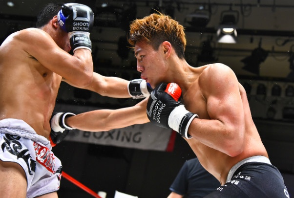【シュートボクシング】海人、強豪ポンシリーに終始圧倒勝利