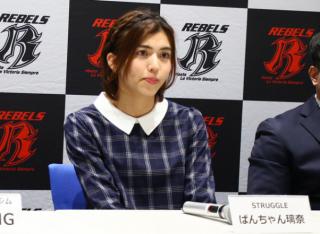 ぱんちゃん璃奈 そのルックスから多方面で注目を浴びているぱんちゃんは「1か月前に試合をして、すぐに2戦目が決まったので嬉しい気持ちと次は何が何でもKOで倒してやりたい気持ち  ...
