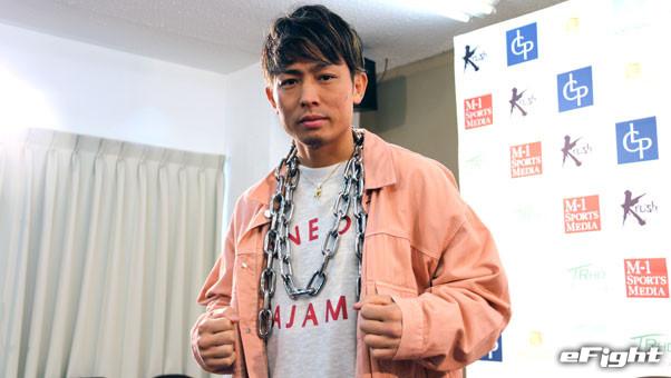[Krush] Oiwa Ryuya呼吁对阵Kenji