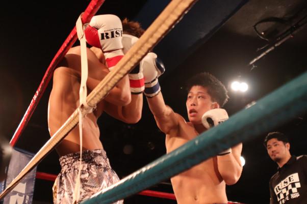 RISE】有松がダウンを奪い金子梓に勝利、森は4戦無敗で全KO勝利 ...