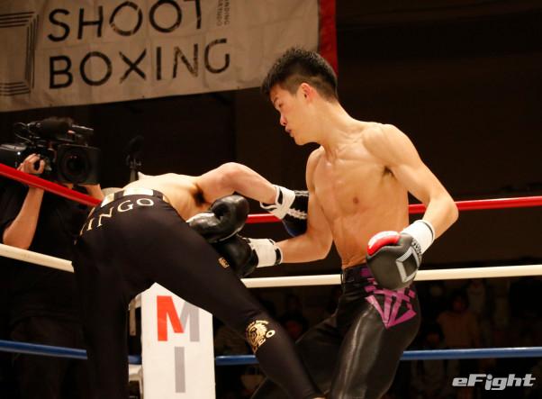 【シュートボクシング】村田義光が2RKOでSHINGOとの再戦制す
