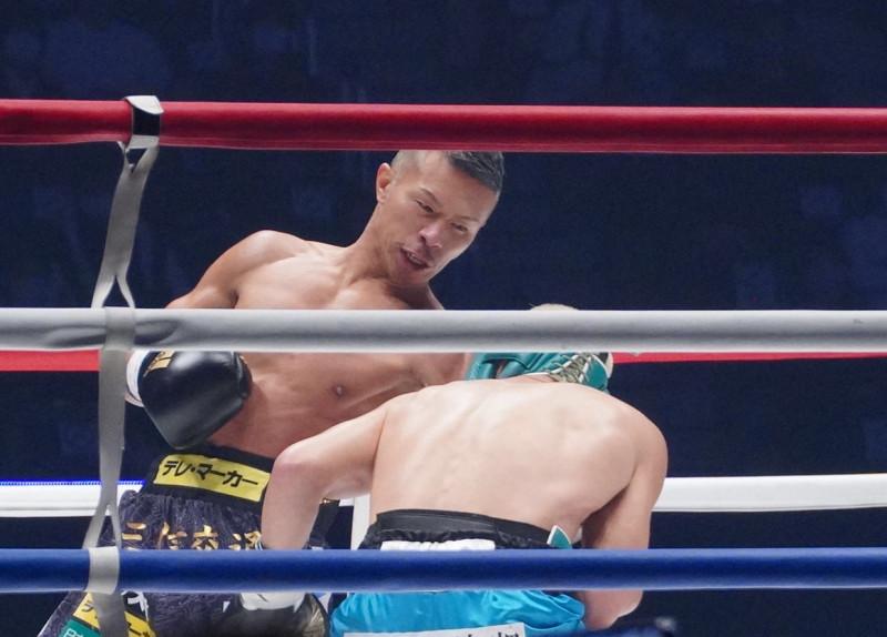 ボクシング legend