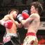 【NJKF】悠矢が町田との打ち合いを制す