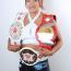 【シュートボクシング】RIZIN勝利のRENAがファンイベント参加