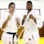 【UFC】アリスターが塚本徳臣に空手を学ぶ