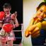 【J-NETWORK】那須川天心の妹・梨々が殴り合い系美女と対戦
