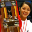 【新極真会】18歳の新女王誕生、中量級の南原が重量級破り初優勝