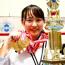 【JTA】天才テコンドー美少女・福島良菜が2年連続三冠王でMVP