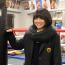 【ボクシング】JK美女ボクサー鈴木なな子が2戦目=空手を活かす