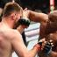 【UFC】コーミエが初回KO勝ちで二階級制覇を達成、試合後はレスナーと一触即発に