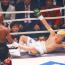 【RIZIN】メイウェザーが那須川を初回TKO、3度ダウンを奪う