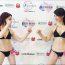 【空手】二人の空手全日本女王が美ボディコンテストで対決