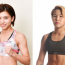 【レベルス】美女キックボクサー ぱんちゃん璃奈が3戦目、ハム・ソヒの妹分パク・シウと対戦