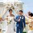 【K-1】卜部弘嵩がモデル・高橋ユウとハワイで挙式「幸せな家庭を築いていきたい」