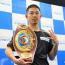 【ボクシング】4階級制覇の井岡一翔、激闘を振り返り「窮地の中でも楽しめた」