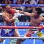【ボクシング】40歳パッキャオが無敗のスーパー王者からダウン奪い判定勝ち、次戦は「来年でしょうか」