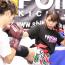 【KNOCK OUT×REBELS】ぱんちゃん璃奈が5戦目の原点回帰宣言「冒険した試合を」=公開練習