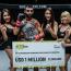 【ONE】賞金1億円トーナメントはペトロシアンが完封勝利で優勝
