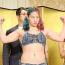 【DEEP JEWELS】10.22KINGレイナ「タイ人に圧勝したい」目指すはロンダ・ラウジー