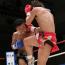 【K-1 KRUSH】佐々木洵樹が強烈な拳でダウン奪って初戴冠、朝久泰央は三日月蹴りで悶絶KO勝利
