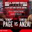 【Bellator×RIZIN】身長192cmでKO量産のマイケル・ペイジと元UFC 安西信昌が対戦決定
