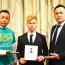 【RISE】那須川天心、世界トーナメント優勝賞金1000万円を全額寄付