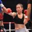 【K-1】壽美が力強い攻めで真優に判定勝利し、リザーブ権獲得