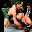 "【UFC】マクレガーが""激闘王""セローニに秒殺TKO勝利「再び王者に君臨したい」"