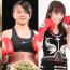 【NJKF】元祖アイドルキックボクサー芳美「バックハンドだけじゃない」、女子4選手が意気込み=1.26DUEL