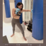 【K-1】安藤美姫が、2回目のキックレッスンで早くも進化「こんなに行きたいのはスケート以来」