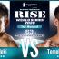 【RISE】秀樹vs北井智大がワールドシリーズリザーブマッチで激突、良星vs京谷祐希も決定