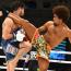 【RISE】ベイノア、多彩な蹴り技でHidekiの挑戦を退け初防衛に成功