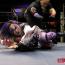 【チャクリキ】ミス・モンゴルが体重差30kg以上の女子キックボクサーにチョークで一本勝利、ノブと中迫が迫力エキシ
