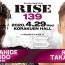 【RISE】4.29後楽園大会の開催中止が決定、工藤政英や小林愛三ら参戦