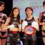 【シュートボクシング】16歳の女王・女神、妹と公園トレーニング公開「痩せるのでやってみて」(動画あり)