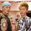 まるで体操選手! 那須川天心の父・弘幸氏が、脅威の身体能力を披露(動画あり)
