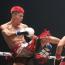 "【RISE】原口健飛、""ジム通いは週7回""鍛えた体幹と三日月蹴りでKO宣言=公開練習"